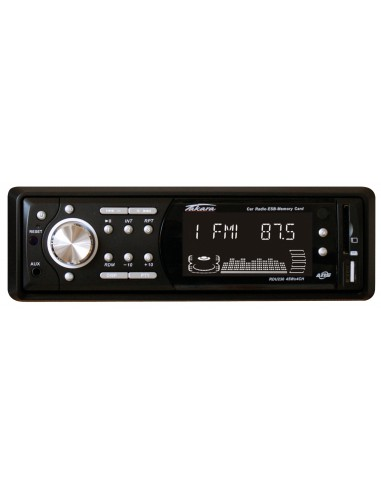 TAKARA AUTORADIO DIGITALE FM/AM MP3-USB-SD 180W RDU230 CORA