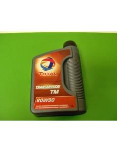 OLIO CAMBIO E DIFFERENZIALE TRANS TM 80W90 1LT. 131868 TOTAL