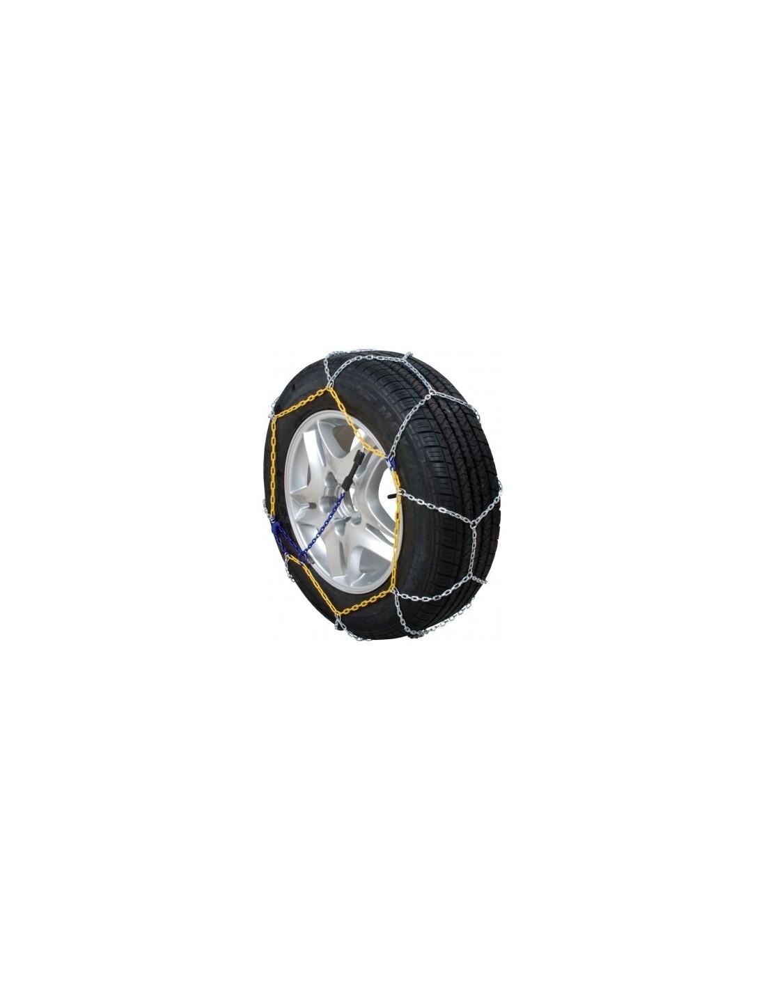 030 18813N CATENE DA NEVE PER AUTO RAPID T2 9 MM montaggio rapido misu 155//65-14