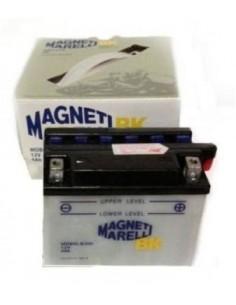 BATTERIA MOTO 7AH TRADIZIONALE 12V MOB7L-B2 MAGNETI MARELLI