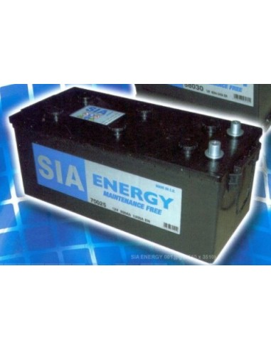 BATTERIA 220 AH.SX SIA ENERGY